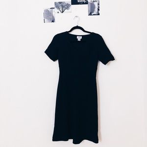 Ann Taylor Black Workdress |2P